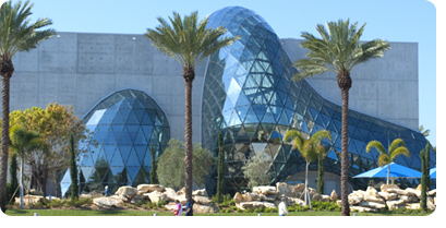 The one of a kind Dali Museum